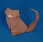origami animals cats