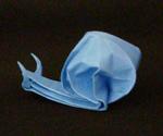 origami animals snail escargot garden bugs