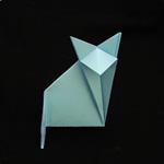 Origami Animals fox