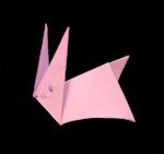origami animals hare rabbit