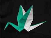 Origami Animals Bird crane