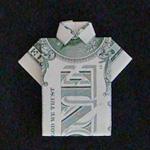 dollar bill origami