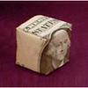 money origami cube