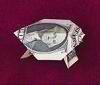 money origami turtle