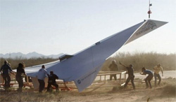 largest paper airplane