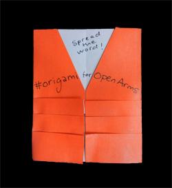 origami Life Jacket