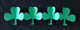 Paper Chain Clover