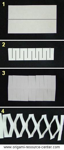 Easy Kirigami Decoration