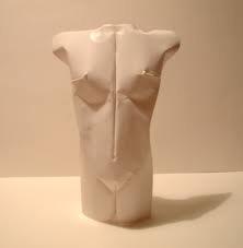 origami human form