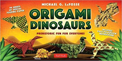 Origami Dinosaurs by LaFosse