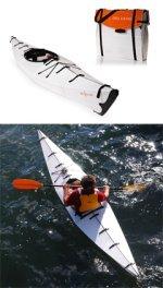 origami kayak