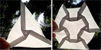 cosmic origami