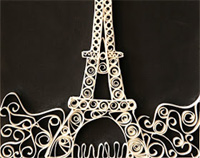 Architectural Quilling