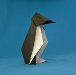 origami animals penguin birds