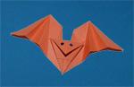 origami animals bats