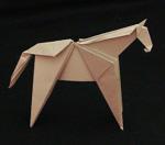 Origami Animals horse