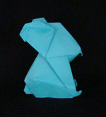 Origami Animals koala austrailia