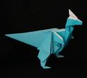 origami animals dinosaur
