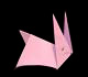 origami easter