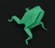 origami reptile