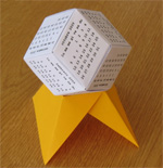 origami stand