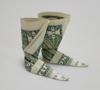dollar bill origami boots