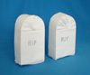 origami tombstone
