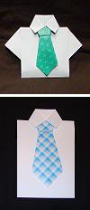 Origami Fathers Day Crafts