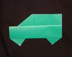 origami van