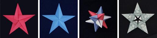 USA origami