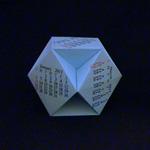cuboctahedron Calendar