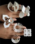 origami rings