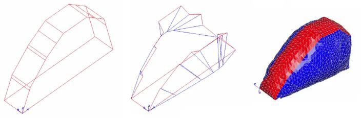 origami airbag